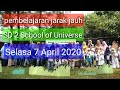 pembelajaran on line jarak jauh SD 2 School of Universe part 4