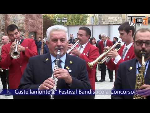 Preview video Castellamonte: Primo Festival Bandistico a Concorso