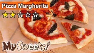 PizzaMargherita|マルゲリータ・ピザの作り方