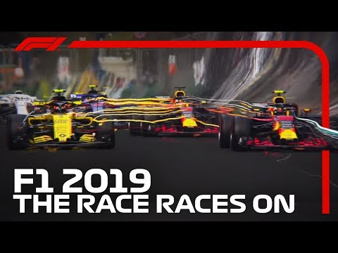 Play Download F1 Season Launch 2019 - The Race Races On