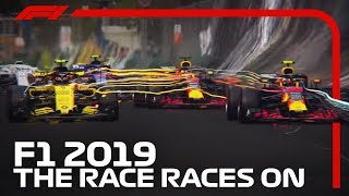 F1 Season Launch 2019   The Race Races On