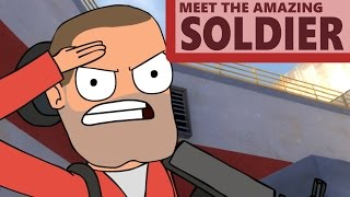 Meet the Amazing Soldier