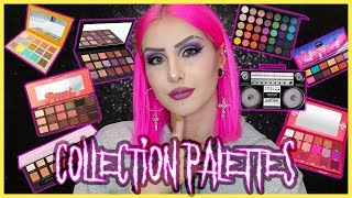 Download Video MA COLLECTION DE PALETTES POUR LES YEUX! 😍 (Anastasia BH, Jeffree Star Cosmetics, Too Faced,...) MP3 3GP MP4