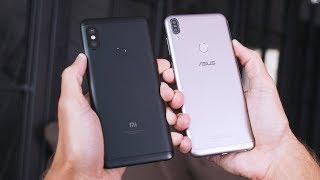 Xiaomi Redmi Note 5 или Asus Zenfone Max Pro M1. Сравнение по Сути