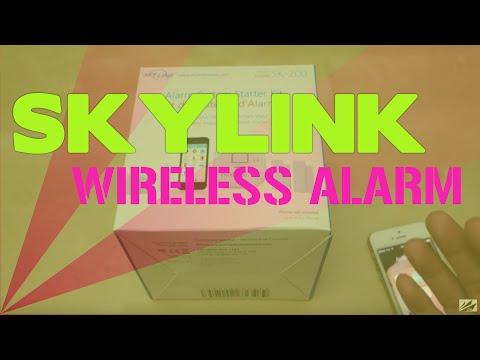 , title : 'Skylink Net SK-250 Wireless Security System Starter Kit Comprehensive Review'
