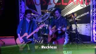 Aaron Schembri & Damian Marshall Cover - Reckless by James Reyne