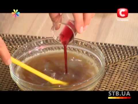 Łopian olej w nocy według długości włosów