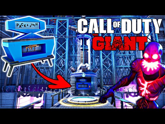 THE GIANT ZOMBIES BO3
