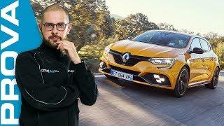 Renault Megane RS | Tutt'avanti col posteriore che comanda! - Video Test