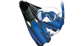 Ласты Mares FLUIDA размеры 27-31 от компании МагазинCalipso dive shop - видео