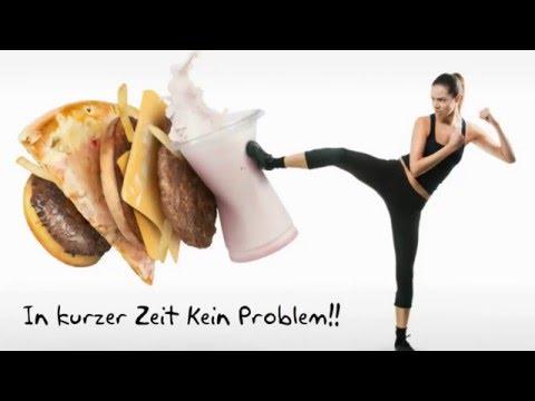 Das Prinzip einer Ernährung für die Abmagerung