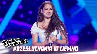 """Alicja Szemplińska   """"Scars To Your Beautiful""""   Przesłuchania W Ciemno   The Voice Of Poland 10"""