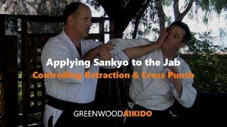 Applying Sankyo To The Jab