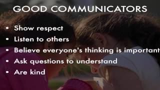 The Importance of Communication