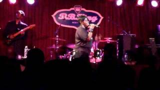 Angie Stone -  Maybe - Concert - New York Feb 2010