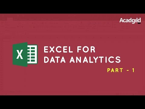 Excel Tutorial for Beginners #1 | Excel Formulas and Functions Tutorial | Sum Function in Excel