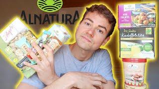 Alnatura's BESTE PRODUKTE | Vegan Check