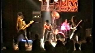 TOXOPLASMA - Allesfresser (live 23.1.1993, Deutschpunk in Stebbach)