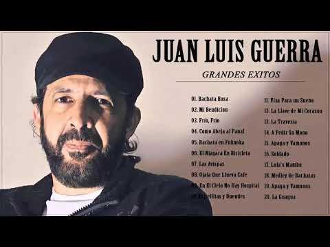 JUAN LUIS GUERRA ÉXITOS LO MEJOR DE LO MEJOR (30 Éxitos Inolvidables)