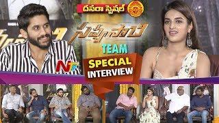 Savyasachi Team Dussehra Special interview