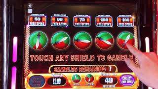 300 Spins Spartacus Special 2 . Was The 20p Stake A Fluke ? 3 X 100 Free Spins At 20p To Find Out!!
