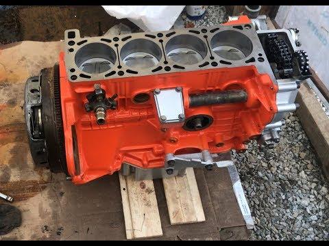 Дукальские колдуны .Двигатель ЗМЗ 405 сборка ,установка
