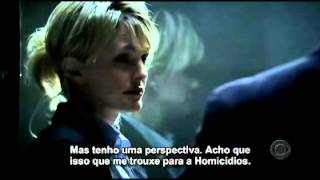 Cold Case - Scotty meets Lilly