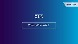 PriceWise video