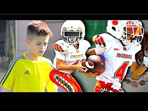 🔥🇲🇽 9 Year Old Football SUPER STAR from Terreon, Mexico | Jaguares Football