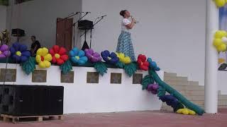 Марина Девятова. Фестиваль памяти А.П. Аверкина.  Сасово 30.06.2018 г.