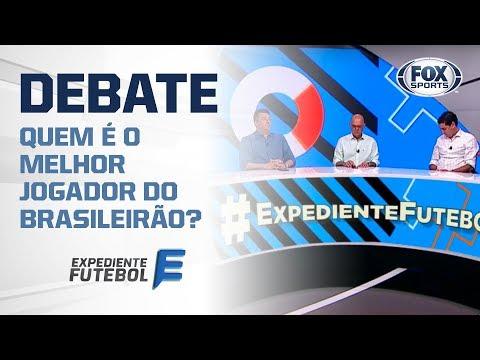''QUEM É O MELHOR DO BRASILEIRÃO?