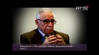 (2016 - Sempozyum) Mesnev-i Nuriye - İHSAN KASIM SALİHİ