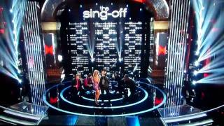Pentatonix sing Give Me Just One Night by 98 Degrees- The Sing Off Season 3 Finale Top 3 Groups