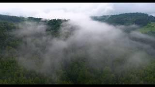 Carpathians before the rain Dji Phantom 4
