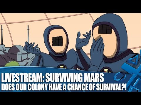 Surviving Mars on PS4 – Do we have a chance of survival?!