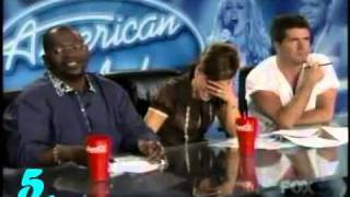 American Idol - Ten Worst Singers Ever