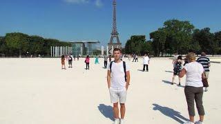 preview picture of video 'Поездка в Париж. Trip to Paris'