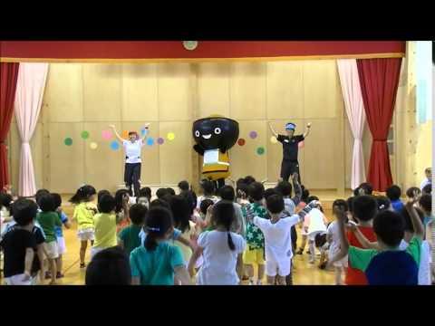大堤幼稚園 ダンスキャラバン