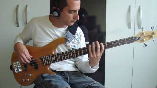 Space Oddity   David Bowie   Bass Cover (With Tab)