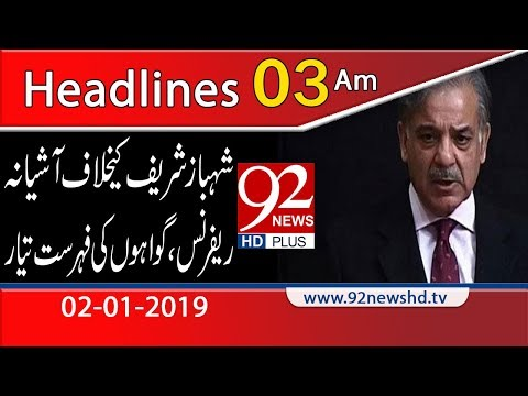News Headlines  03:0
