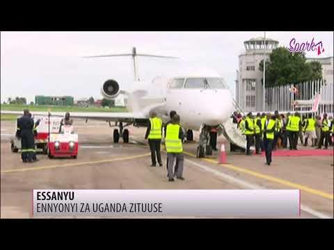 Ennyonyi za Uganda Zituuse