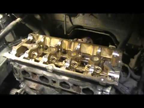 Die Zeit der Verbrennung des Benzins im Motor