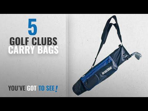 Top 10 Golf Clubs Carry Bags [2018]: Longridge 5