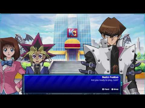 Gameplay de Yu-Gi-Oh! Legacy of the Duelist: Link Evolution