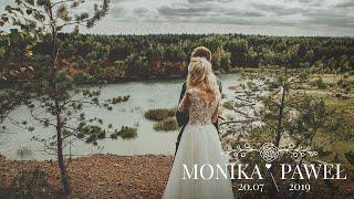 Monika i Paweł - Teledysk Ślubny