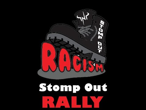 Stomp Out Racism I Halifax NS