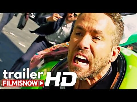 "6 UNDERGROUND Trailer ""Visit Italy"" (2019) Ryan Reynolds, Michael Bay Movie"