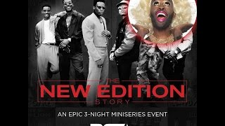 The New Edition Story - (BET) -  Part 1 Review