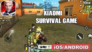 XIAOMI SURVIVAL GAME - ANDROID / iOS GAMEPLAY