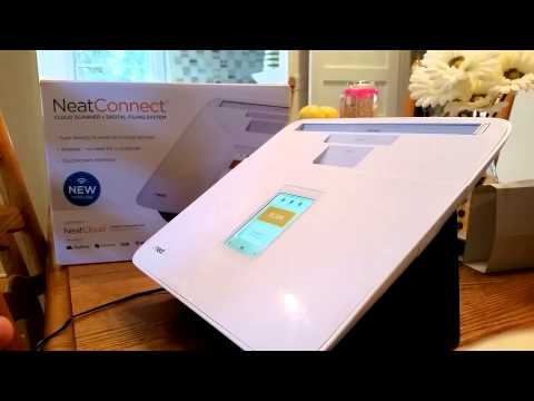 NeatConnect Cloud Scanner Warning Review